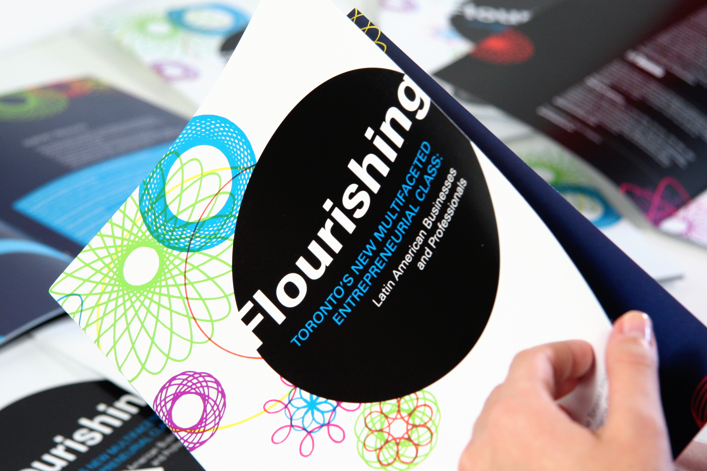 Flourishing Report Cover